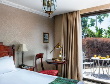 Hotel Villa Europa - Boutique Hotel near the Sea of Galilee